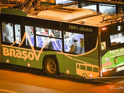 Solaris va livra încă 25 de troleibuze la Brașov