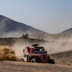 Dakar 2021: Echipajul Transcarpatic Rally Team a terminat prima parte a competiției fără penalizări