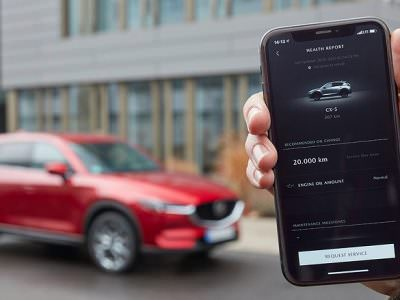 Mazda CX-5 2021 – conectivitate crescuta
