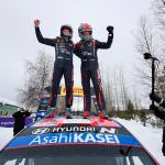 Hyundai Motorsport si Ott Tänak au triumfat in Arctic Rally Finlanda