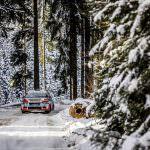 Început pe zăpada de la Covasna, sezonul 2021 continuă cu o surpriză pentru Bogdan Moldovan și Sergiu Rogozan