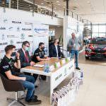 Premieră în Campionatul Național de Raliuri: Hygienium sustine echipa ProRally Team Brașov