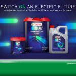Castrol a anunțat lansarea Castrol ON, o nouă gamă de lichide avansate pentru o performanță îmbunătățită a autovehiculelor electrice