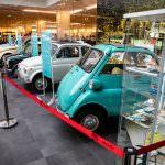 Dacia Lăstun și Trabant se regăsesc printre cele 12 mini mașini expuse la Mega Mall între 8-28 martie