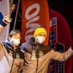 Sebastian Barbu și Bogdan Iancu au terminat Raliul Brașovului pe podium