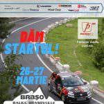 Cupa Dacia, ediția a 15-a, începe în acest weekend la Brașov în cel mai longeviv raliu al României
