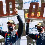 Hyundai Motorsport si Thierry Neuville au terminat pe podium in Raliul Croatiei