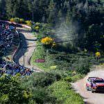 Hyundai Motorsport si Dani Sordo s-au clasat pe locul secund in Raliul Portugaliei