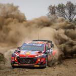 Hyundai Motorsport, podium cu Ott Tänak în Raliul Safari Kenya
