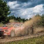 DTO Rally Team, spectacol pe macadam și noroi
