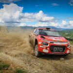 DTO Rally Team înfruntă probele de macadam ale Raliului Sibiului