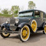 Colosseum Mall și Clubul Vehiculelor de Epocă organizează evenimentul Old Cars Show