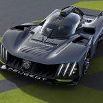Noul PEUGEOT 9X8 Hypercar – conceput pentru curse!