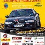 Cupa Shopping City Râmnicu Vâlcea 2 – Campionatul Național de Îndemânare Auto și Campionatul Național de Super Slalom,                                         penultima etapă
