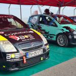 Rosenau Racing Team, victoriosi la etapa RoTac de la Targu Mures
