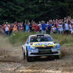 Încă un podium la Raliul Sibiului pentru Sebastian Barbu și Bogdan Iancu