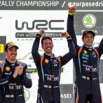 Hyundai Motorsport si Thierry Neuville au castigat Ypres Rally Belgia