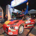Surpriză pentru echipajul DTO Rally prezent la Raliul Clujului