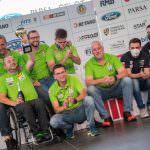 Echipa Napoca Rally Academy ia titlul după raliul de acasă