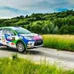 Echipa Napoca Rally Academy luptă pentru titlu la raliul de acasă